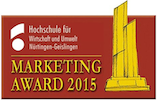 Marketing Award 2015
